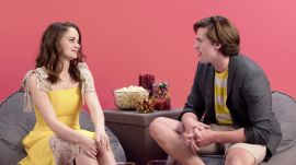 """The Kissing Booth"" Cast Plays 'Truth or Dare'"