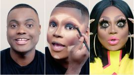 RuPaul's Drag Race Star Mayhem Miller's Drag Transformation Tutorial
