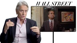 "Michael Douglas Breaks Down His Career, From ""Wall Street"" to ""Ant-Man"""