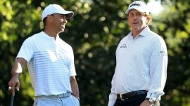 Tiger & Phil's $10 MILLION match