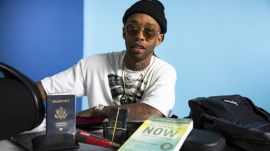 Ty Dolla $ign on His Frequent Flier Essentials