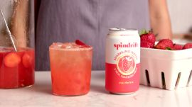 A Summer Punch to Remember: Strawberry Sunset Punch