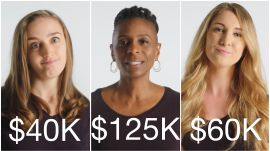 Women of Different Salaries Describe How a 30% Pay Cut Would Affect Their Lives