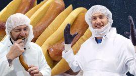 Brad Makes Sausage