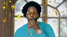 2 Chainz Asks How Many Calories Does Gold Have?