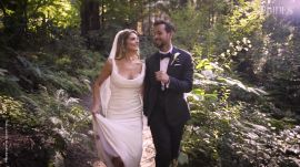 Ashley Greene and Paul Khoury's Picture Perfect Wedding