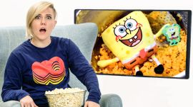 Hannah Hart Reviews the Internet's Most Popular Food Videos | Food Film School