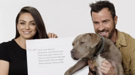 Mila Kunis & Justin Theroux Answer the Web's Most Searched Questions