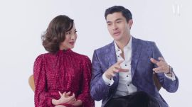 """The Cast of """"Crazy Rich Asians"""" on Why Their Film Is More Than Just a Rom-Com"""