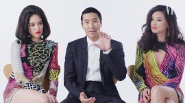 "The Cast of ""Crazy Rich Asians"" on Diversifying Hollywood"