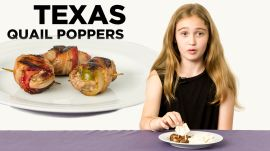 Kids Try 10 Unusual Meats From 10 States
