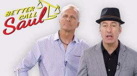"""The Cast of """"Better Call Saul"""" Recap the First 3 Seasons in 10 Minutes"""