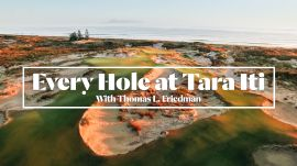 Every Hole at Tara Iti Golf Club in Mangawhai, New Zealand