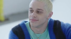 Pete Davidson's Got His Own Sense of Humor and Style