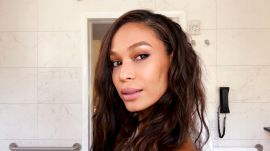 Watch Joan Smalls' Guide to Sculpting—Not Contouring!—Your Skin