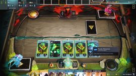 Artifact: a new online card game from two gaming titans