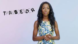 Angelica Ross Explains the History of the Word 'Transgender'