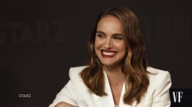 "Natalie Portman on the Physical Demands of Playing a Pop Star in ""Vox Lux"""