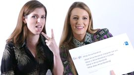 Anna Kendrick & Blake Lively Answer the Web's Most Searched Questions