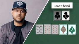 Poker Players Replay Their Luckiest Hands