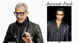 Jeff Goldblum Is Not Afraid to Express Himself Through Fashion