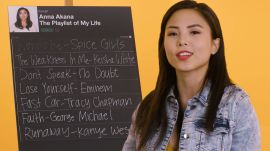 Anna Akana Creates the Playlist to Her Life