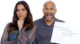 Keegan-Michael Key & Olivia Munn Answer the Web's Most Searched Questions