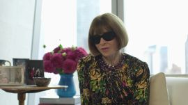 Youth, Joy, Optimism, Fearlessness: Vogue's Anna Wintour On the Highlights of New York Fashion Week