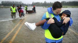 Witnessing Hurricane Florence