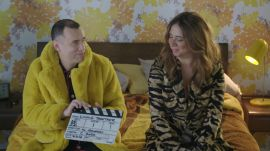 On Set With Fred Armisen and Maya Rudolph