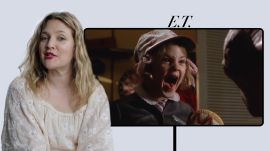 "Drew Barrymore Breaks Down Her Career, from ""E.T."" to ""Flower Beauty"""