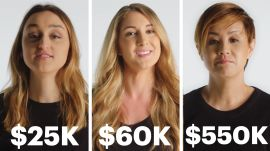 Women of Different Salaries on their Biggest Luxuries