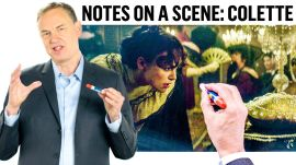 'Colette' Director Breaks Down the Big Entrance Scene | Notes on a Scene