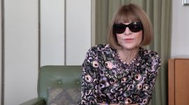 Watch: Vogue's Anna Wintour On the Best Collections at Milan Fashion Week