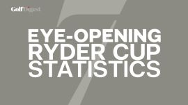 7 Eye-Opening Ryder Cup Stats