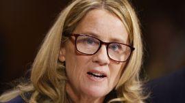 Christine Blasey Ford Testifies Against Kavanaugh