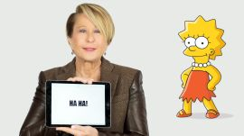 Yeardley Smith Teaches You Simpsons Slang