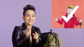 Hell Fest's Bex Taylor-Klaus Takes the LGBTQuiz