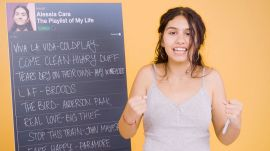 Alessia Cara Creates the Playlist to Her Life