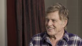 Robert Redford on His Last Role as an Actor