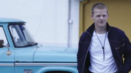 Lucas Hedges Will Bowl You Over