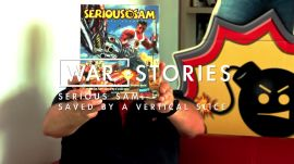 War Stories | Serious Sam: Saved by a vertical slice