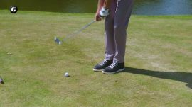 David Leadbetter's Keys to Chipping