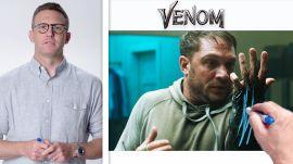 Venom's Director Breaks Down a Fight Scene