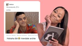 Robin Givens Reviews Riverdale Memes