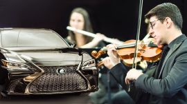 Vehicle Stereo vs. the Opera: Which Sounds Better? | WIRED Brand Lab
