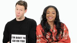 Tiffany Haddish Teaches You Chicago Slang with Ike Barinholtz