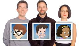 "John Mulaney, Nick Kroll, and Jenny Slate Recap ""Big Mouth"" Season 1 in 10 Minutes"