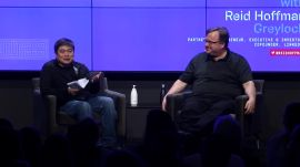Companies of the Future: Reid Hoffman & Joi Ito at WIRED25