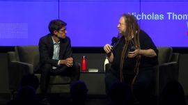 Digital Dignity: VR Pioneer Jaron Lanier at WIRED25